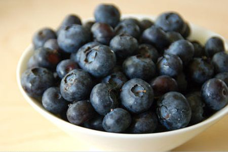 Blueberriesbowl
