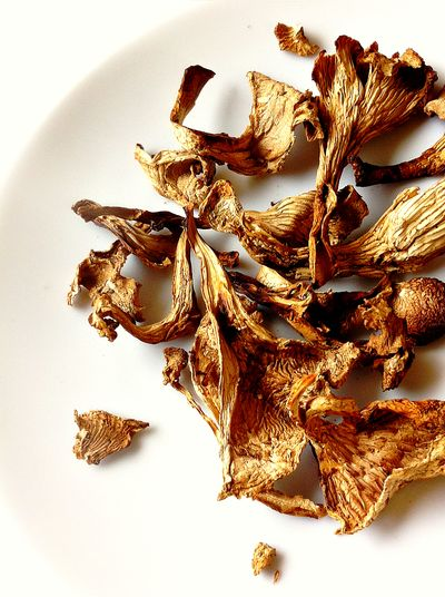 Mushrooms-chanterelle