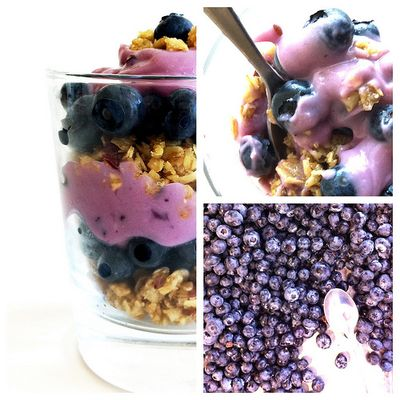Blueberry-parfait-collage