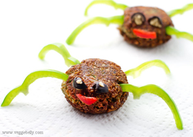 Falafel Spiders