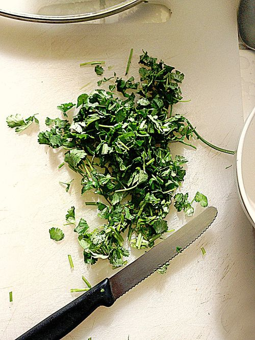 Parsley Chopping Board