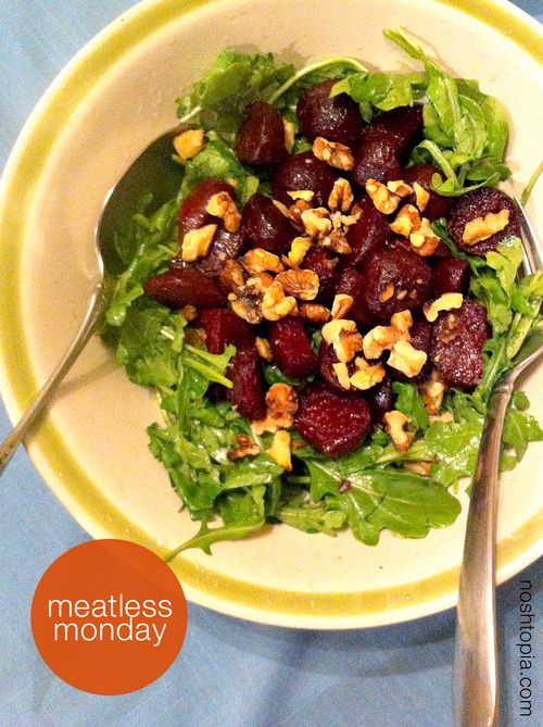 Meatless Monday Beet Salad