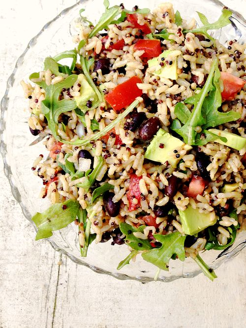 Quinoa-Brown-Rice-Beans 2