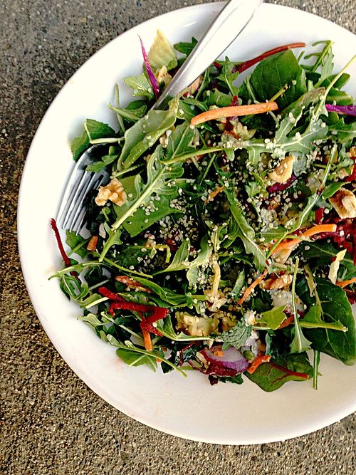 Trader Joes Power To The Greens Salad
