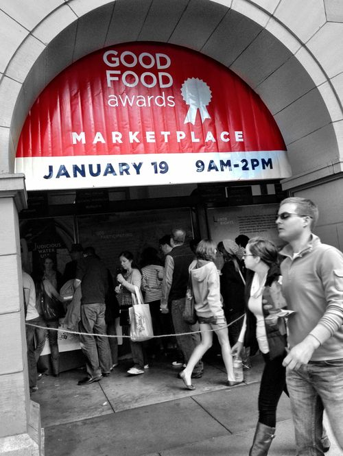 Good Food Awards SF Marketplace