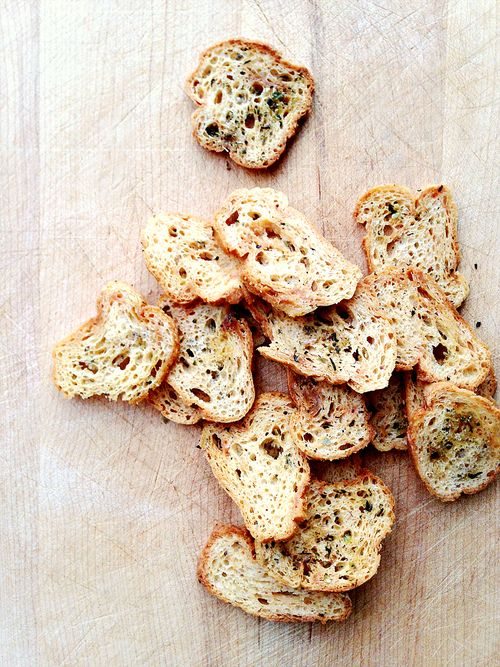 Mariposa Baking Vegan Gluten-free Herbed Crackers