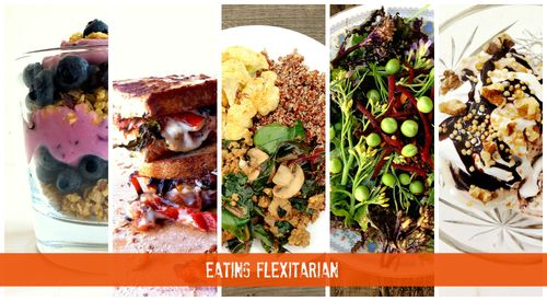 Flexitarian Collage 2