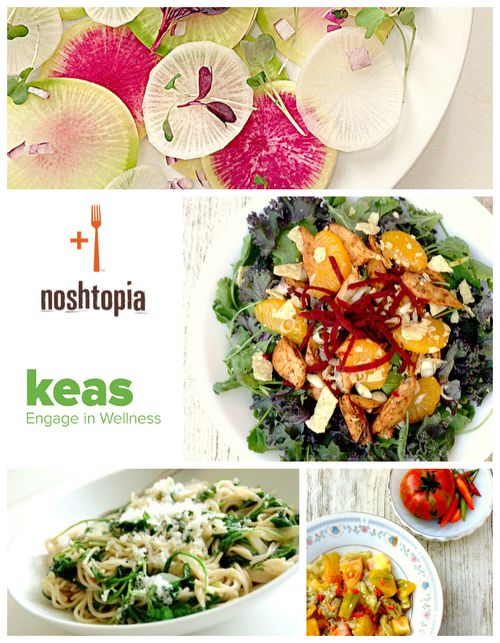 Noshtopia Kia Collage