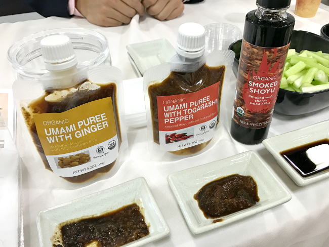 WFFS17 Japan Gold Smoke Shoyu